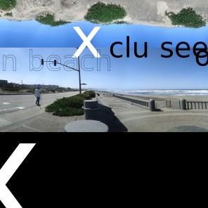 Ocean Beach X-clu-seevo